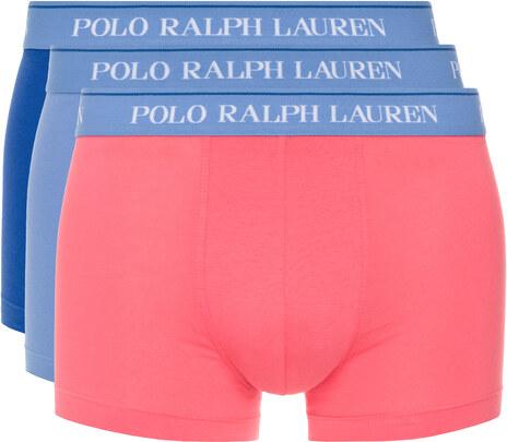 8f36107ba9 Polo Ralph Lauren Boxerky 3 ks Modrá Růžová - Glami.cz