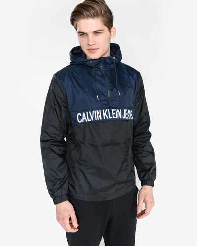 901136abf3 Férfi Calvin Klein Dzseki Fekete Kék - Glami.hu