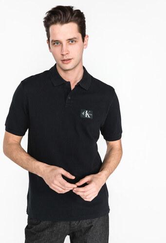 aca7152293f7 Calvin Klein Polo tričko Čierna - Glami.sk