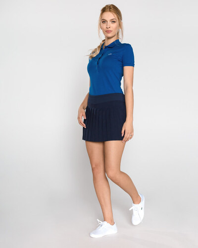 1e136e0217 Női Lacoste Teniszpóló Kék - Glami.hu