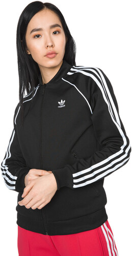 fad5e5dad adidas Originals SST Mikina Čierna - Glami.sk