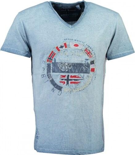 306ab7f0c7 Pánské tričko Geographical Norway model Jarico - Glami.cz
