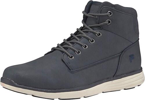 a90634c24cfc5 Fila Šnurovacie členkové topánky »Lance Mid« námornícka modrá - Glami.sk