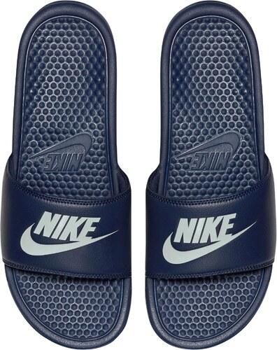 18c45cb331363 Nike Sportswear Nike Šľapky »Benassi Just do it« námornícka modrá ...