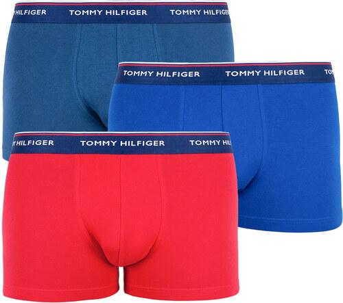 7a8bbea5dd -8% 3PACK pánské boxerky Tommy Hilfiger vícebarevné (1U87903842 050)