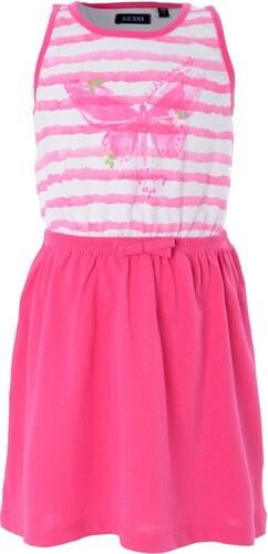 2f59f13d38 Blue Seven Pillangós rózsaszín-fehér ruha - Glami.hu