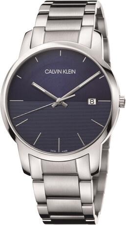 0367a1e23a Férfi Calvin Klein City Karóra Ezüst - Glami.hu