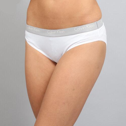 e4c57a475 Calvin Klein 2 Pack Cotton Bikini - Slip C/O biele / šedé - Glami.sk