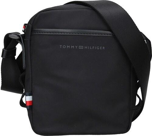 9334db5a2c Pánska taška cez rameno Tommy Hilfiger Tibor - čierna - Glami.sk