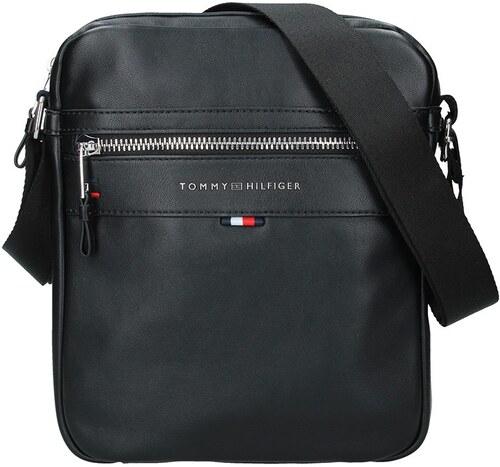 4e04e10050 Pánska taška cez rameno Tommy Hilfiger Marco - čierna - Glami.sk
