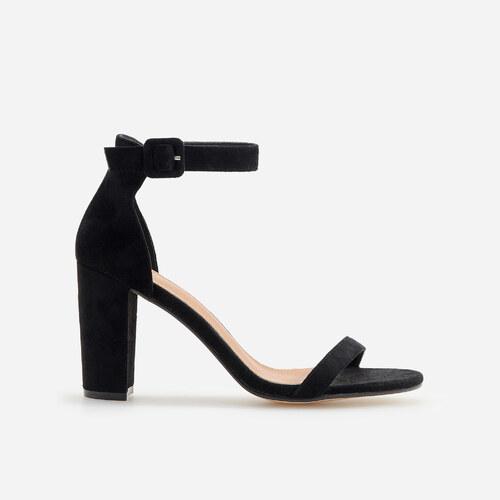 02a4215f296d Reserved Ženske sandale - crna - Glami.hr