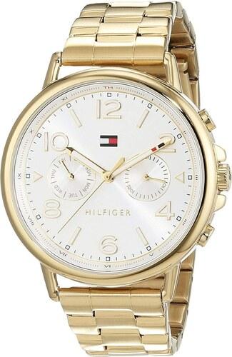 99aa470fc9 Tommy Hilfiger dámske zlaté hodinky - Glami.sk