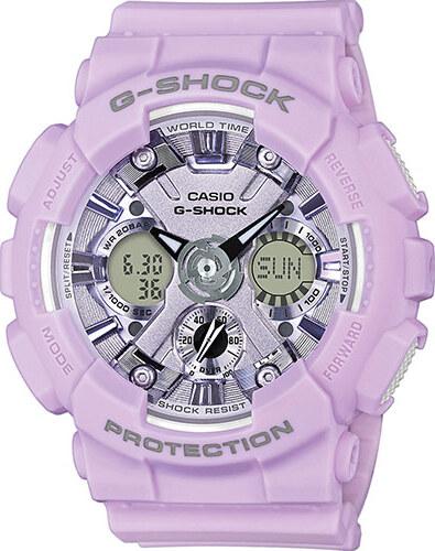 7b475206a065 Ceas dama Casio G-Shock GMA-S120DP-6AER S-Series - Glami.ro