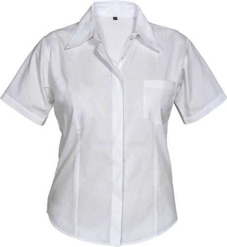 9b8c8c69fd2 Dámská košile s krátkým rukávem Sofia Roly - Glami.cz