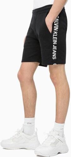 0edf673c3f Calvin Klein pánske čierne bavlnené šortky - Glami.sk
