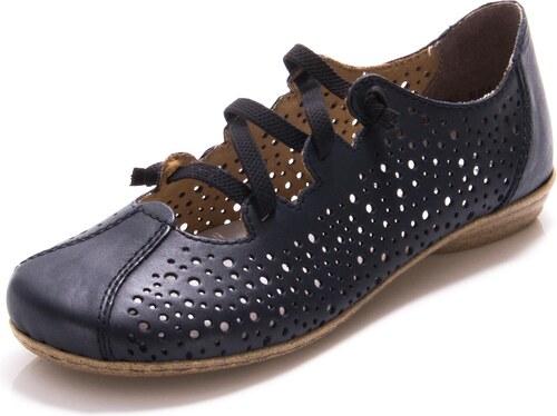 df5a530956d9 Dámská obuv RIEKER 53975-14 BLAU F S 9 53975-14 BLAU F S 9 - Glami.cz