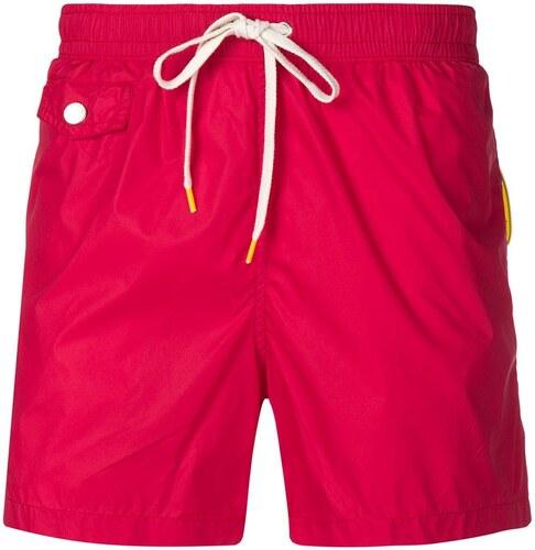 54d9fde1f Hartford drawstring-waist swim shorts - Red - Glami.cz