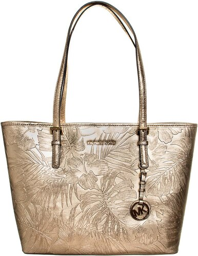 a785120025 MICHAEL KORS MD CARRY ALL TOTE KABELKA Zlatá - Glami.cz