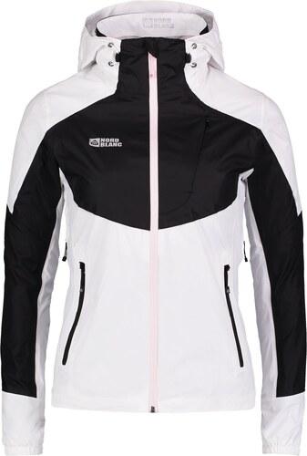 6201b78f4b Nordblanc Fehér női outdoor dzseki/kabát AGED - NBSJL6613 - Glami.hu
