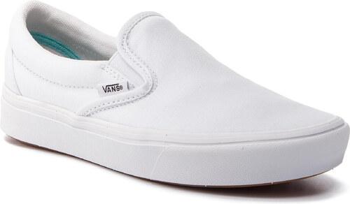 b947c714236e Teniszcipő VANS - Comfycush Slip-On VN0A3WMDVNG1 True White/True ...