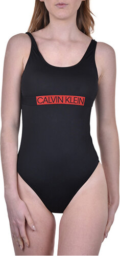 e0f99eea58 -20% Calvin Klein Dámske plavky Scoop Back One Piece-RP Core Icon  KW0KW00680-094 PVH