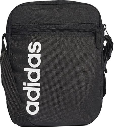 bb444b9316d4 adidas CORE Fekete táska Linear Core - Glami.hu