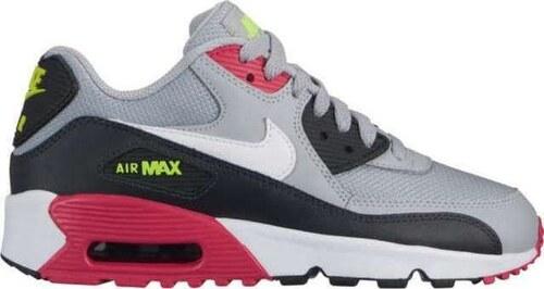 43f971cc71 Obuv Nike AIR MAX 90 MESH (GS) 833418-027 Veľkosť 37