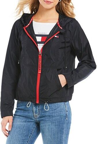 b5f17689bb Dámská bunda Tommy Hilfiger Sport Jacket - Glami.cz