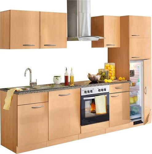 Küchenzeile »Kiel«, Breite 280 cm