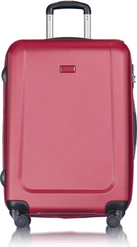 c62e6ac8cd -13% PUCCINI Cestovné kufre na kolieskach stredné 65 litrov červený puc-03-9 -095