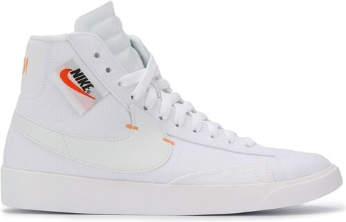 c4adb87dc Nike Nike Blazer Mid Rebel high top sneakers - White - Glami.cz