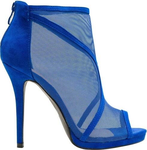 6c935d02ffb6 -33% GLAM GLAMADISE shoes Dámske členková obuv kráľovsky modrá so sieťkou