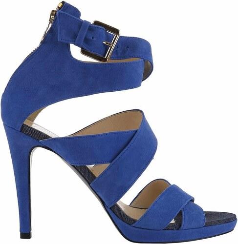 69245f842d4e Trussardi páskové sandále modré - Glami.sk