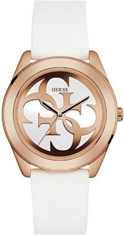 2b93a6f662 Hodinky GUESS - G Twist W0911L5 WHITE ROSE GOLD TONE - Glami.sk