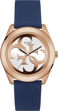 4410309758 Hodinky GUESS - G Twist W0911L6 BLUE ROSE GOLD TONE - Glami.sk
