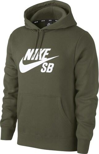 538d1713db Nike M Sb Icon Hoodie Essnl zelená M - Glami.cz