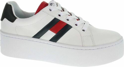 6794a4caec Dámská obuv Tommy Hilfiger EN0EN00556 020 rwb EN0EN00556 020 - Glami.sk
