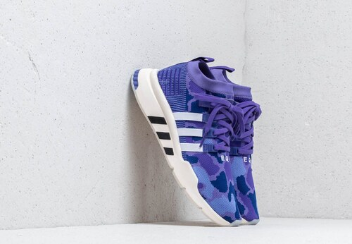 f400a9c2f074b adidas Originals adidas EQT Support MID ADV Primeknit Purple/ Energy Ink/  Core Black