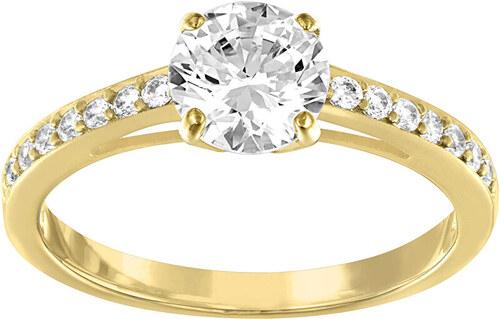 f15e6fa77 Swarovski Zlatý prsten ATTRACT 5139635_5139067_5112157 - Glami.cz