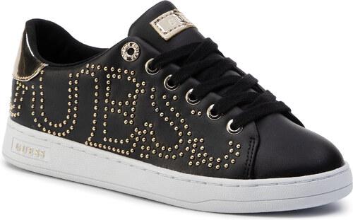 a62714d89 Sneakersy GUESS - Cater FL7CAT ELE12 BLKGO - Glami.sk