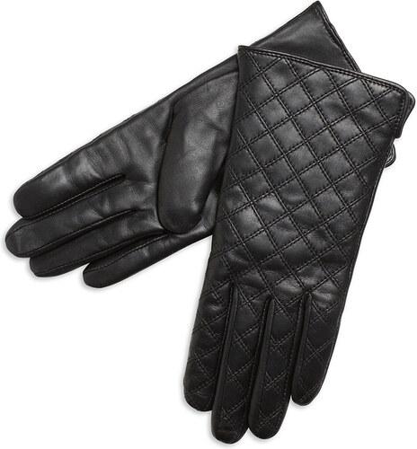 Lindex Kožené rukavice - Glami.cz c8ea1f2a35