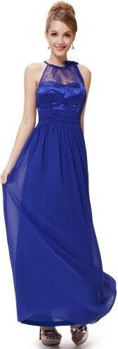 5c0e58c2ae6 Ever Pretty Safírově modré večerní šaty - Glami.cz