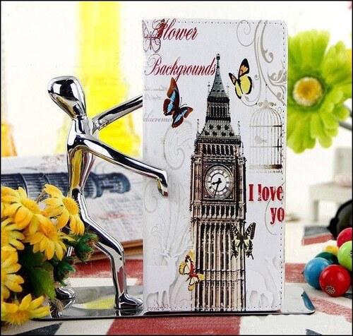 Krásná peněženka s motivem - Big Ben