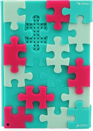 Zelený diář pro rok 2014 Mark s Puzzle - Glami.cz b39d918d83e