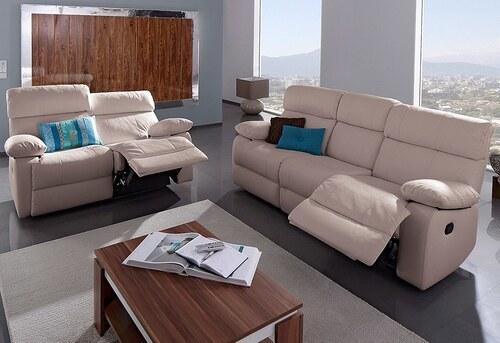 Garnitur, bestehend aus 3- und 2- Sitzer