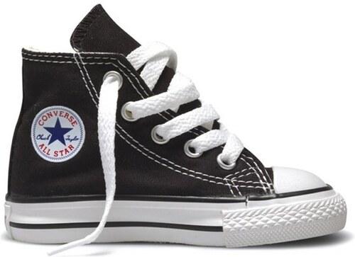 902b3225916 dětské boty CONVERSE - Chuck Taylor Black Kids Black (BLACK) - Glami.cz