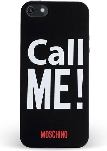 MOSCHINO IPHONE 5 KRYT - Glami.cz d868ff003cc