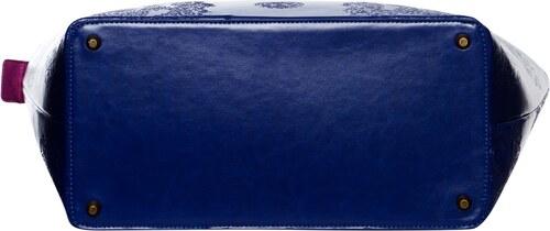 Desigual kabelka San Francisco Neograb modrá - Glami.cz f28ed5601ab