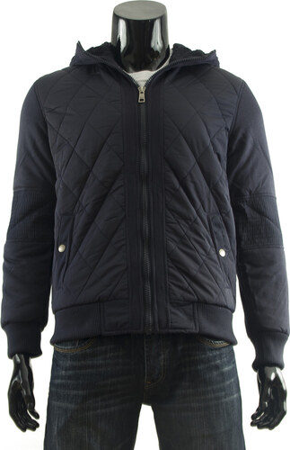 Pánská zimní bunda Glo-Story - tmavě modrá