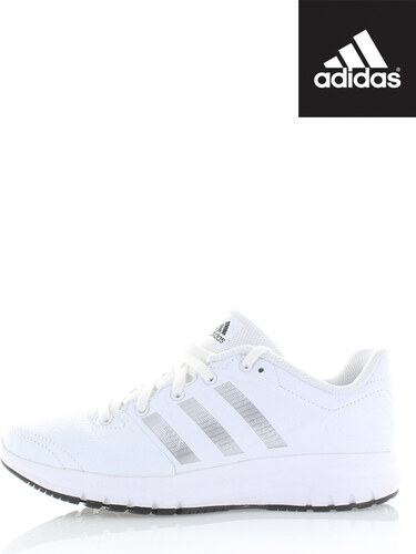 4781f6f1fa1 Dámske biele tenisky ADIDAS Duramo 6 Lea W 36 - Glami.cz